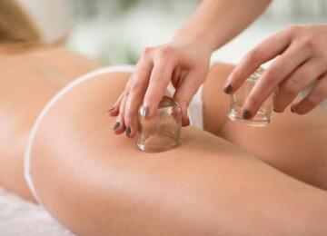 Польза баночного массажа от целлюлита