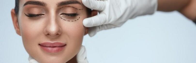 Лифтинг кожи вокруг глаз — способы и средства