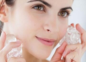 Криопилинг — очищение кожи холодом