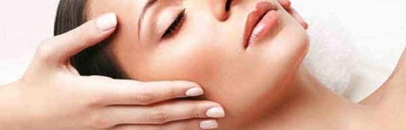 Массаж для подтяжки овала лица