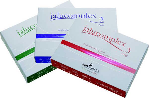 перпарат для биоревитализации Jalucomplex