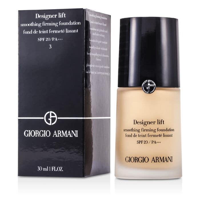 тональный крем с эффектом лифтинга Designer lift Giorgio Armani