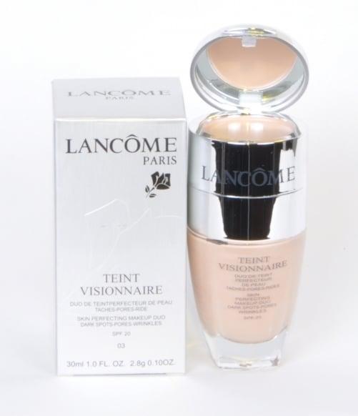 крем с лифтинг эффектом Teint Visionnaire Lancome