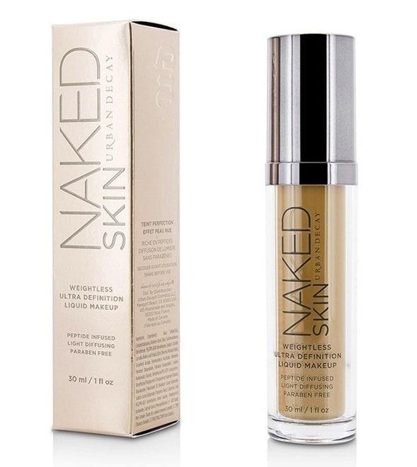тональный лифтинг крем Weightless Ultra Definition liquid makeup naked skin Urban Decay