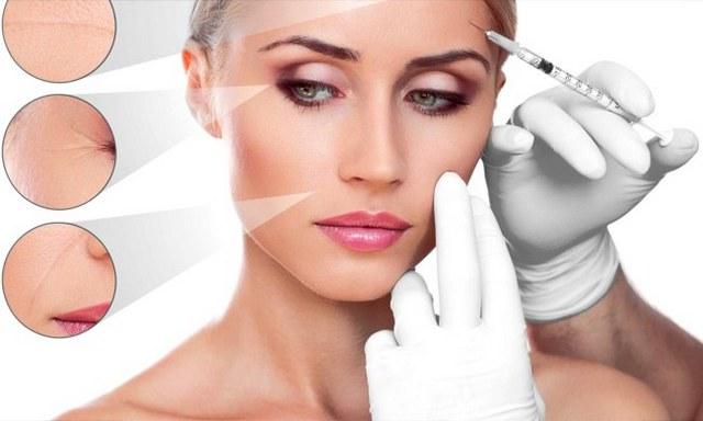 применение филлеров для контурной пластики лица