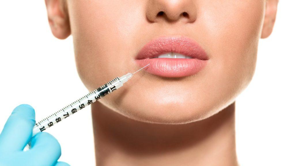 увеличение губ гиалуроновая кислота