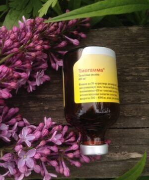 Аптечное средство Тиогамма для лица - зачем?
